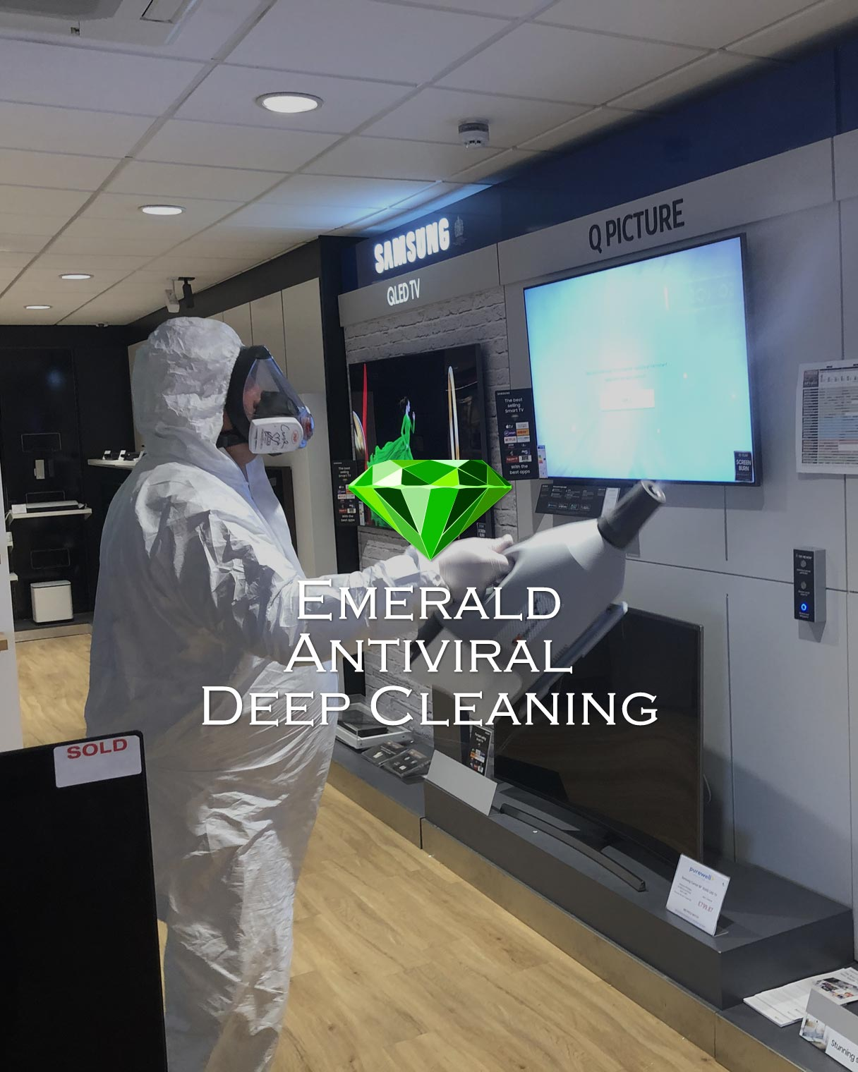 Antiviral Deep Clean