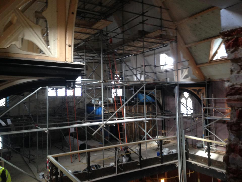 Facility Work to Wetherspoons Pub in Newport Isle of Wight - Emerald Facility Maintenance Ltd
